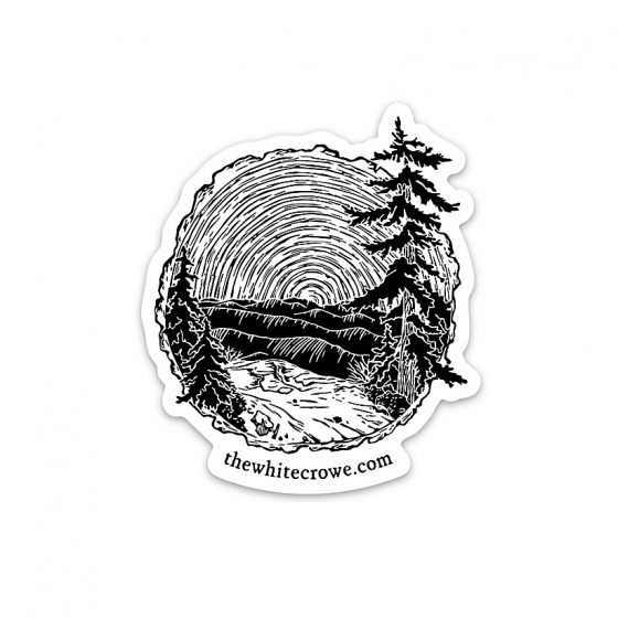BEACON HEIGHTS STICKER